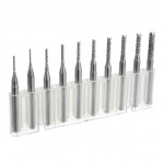 Corn cob end mill