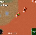 Razor in-game race